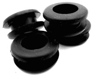Rubber Grommets Size Fits 1 2 Panel Hole 1 4 Thick Panel 3 8 id 11 16 od