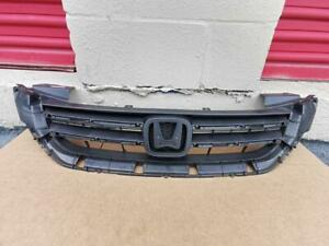2013 2014 2015 Honda Accord Sedan Front Upper Grille Grill 13 14 15