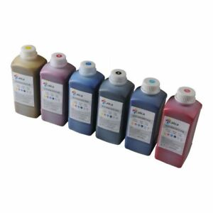 6l Compatible Roland Eco Solvent Ink For Roland Sj 640 740 Ex Cmyk Lc Lm