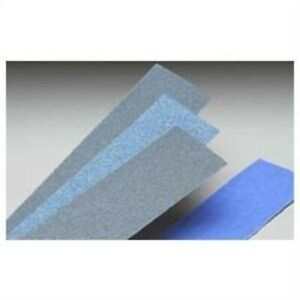 Bluemag Body File Sanding Sheets Norgrip Vac 40 Grit 2 3 4 X 16 Nor23618