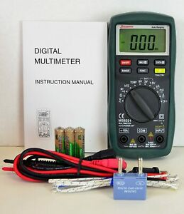 Sinometer Auto manual Ranging Digital Multimeter Ac Dc Voltage Current Tester