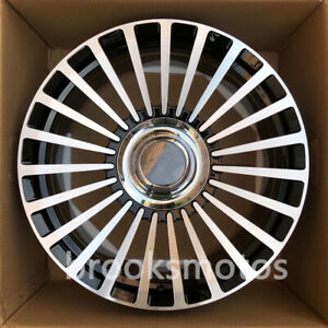 22 Mult Spoke Style Forged Wheels Rims Fit For Land Cruiser Lexus Lx570 5x150