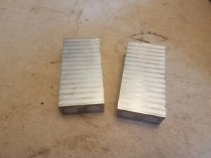 Fisher Machine Shop micro Magnetic Chuck Parallels Made In Usa