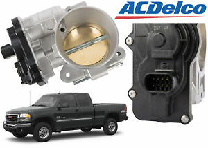 Acdelco 12679525 Gm Original Fuel Injection Throttle Body With Throttle Actuator