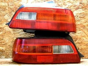 1991 1996 Jdm Honda Acura Legend Ka7 Sedan Tail Light Set Rare Item Factory Oem