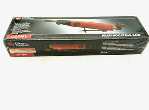 Chicago Pneumatic Super Duty Reciprocating Air Saw Red