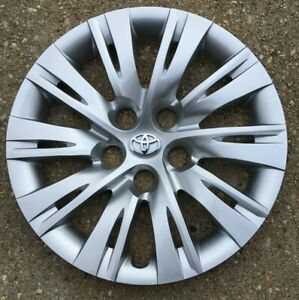 4x Hubcaps Will Fit 2004 2018 Toyota Corolla 16 Wheel 42602 06091