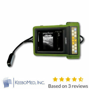 Handheld Ultrasound Large Animals For Left And Right Handed Users Keebomed