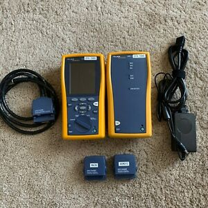 Fluke Networks Dtx 1500 Cable Analyzer With Smart Remote Cat 6