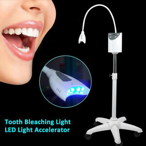 Dental Mobile Teeth Whitening Machine Lamp Led Lights Bleaching Accelerator Kits