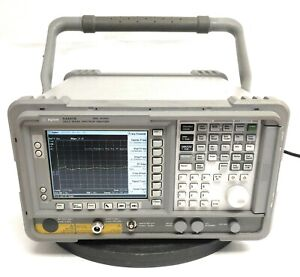 Agilent E4407b Esa e Series Spectrum Analyzer 9khz 26 5ghz W Options