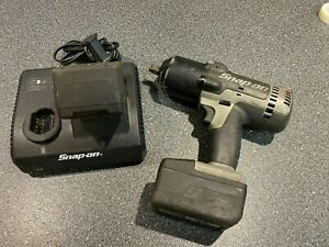 Snap On 18 Volt 1 2 Drive Lithium Cordless Impact Wrench