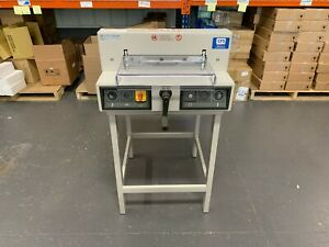 Mbm Triumph 3915 95 15 Electric Paper Cutter Fully serviced Tested
