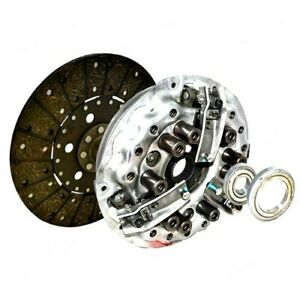 Clutch Kit dual Type Fits Some Ford 2000 3000 2600 3600 Tractors