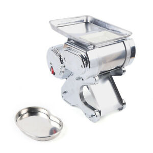 550w Commercial Electric Meat Slicer Meat Cutter Machine Stainless Steel 1 7mm