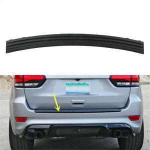 Rear Bumper Step Pad Cover Protector Plate Fit For Jeep Grand Cherokee 2011 2020