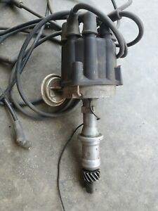 1971 1972 Pontiac Gto Oem Ac Delco Original Points Distributor 1112119