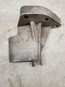 72 79 Pontiac Alternator Power Steering Bracket 485991 455 Trans Am Gto