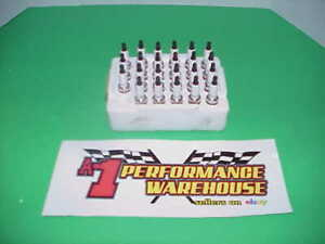 23 New Autolite 471x10 High Performance Racing Spark Plugs