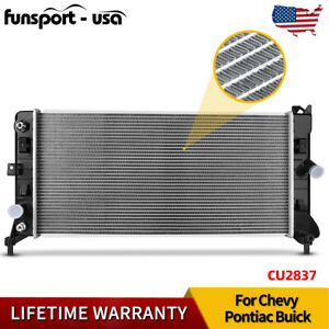 2837 Radiator For Chevy Impala Ls Lt Monte Pontiac Grand Prix Lacrosse 3 5 3 9l
