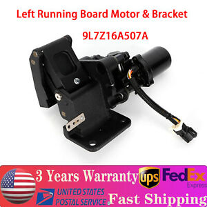 Left Running Board Motor Bracket For 2007 14 Lincoln Navigator Ford Expedition