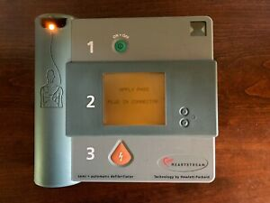 Aed Philips Forerunner Includes Pads And Battery