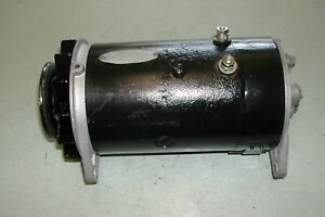 49 50 Oldsmobile Generator 1102704 Date Code 0 A 19 Converted To 12 Volt
