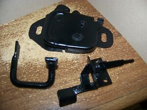 1967 Plymouth Gtx Hood Latch Catch With Lever Belvedere Satellite Complete