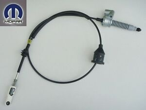 Dodge Chrysler 1999 2004 Automatic Transmission Column Shift Shifter Cable