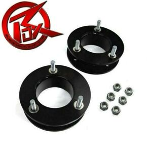 For 03 20 Ford Expedition F150 Steel 1 5 Front Strut Spacers Lift Kit 2wd 4wd
