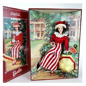 Barbie Coca Cola Doll 1997 After the Walk Ladies Collector Series NEW in Box
