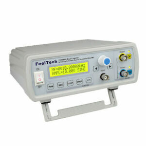 Fy3224s Dual channel Arbitrary Waveform Dds Function Signal Generator 3200 24mhz