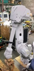 Abb Irb 4600 40 Industrial Robot With Irc5 Controller Complete And Very Clean
