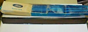 Nos 1969 Ford Galaxie Front Door Lower Arm Rest Finish Panel C9az 5424059 a