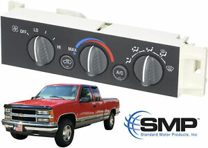 Replacement Air Conditioning Heater Control Panel For 1996 1999 Gm Trucks New