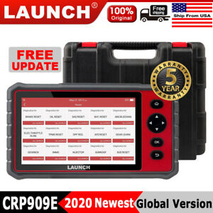 Launch X431 Obd2 Scanner Abs Srs All System Scanpad Car Diagnostic Scan Tool