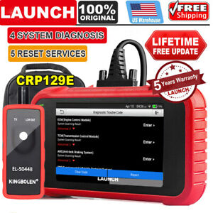 2020 New Launch Crp129e Obd2 Scanner Abs Srs Engine Transmission Diagnostic Tool