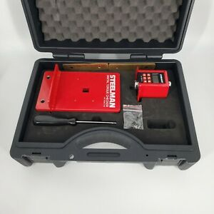 Steelman 1 2 In Drive Portable Digital Torque Checker 97867 Stl