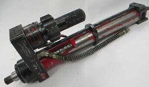 Tnt Rescue R 40 Hydraulic Ram Tool Firefighter Rescue Tool Untested