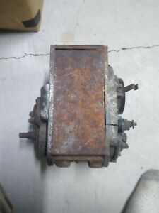 Parts Or Repair Teagle 66 s 66s Magneto Cletrac Oliver W K 20 Crawler Tractor