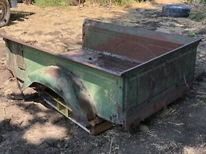 1932 1933 1934 Ford Pickup Bed Body 32 33 34 Rat Rod Hot Rod Patina Shop Truck