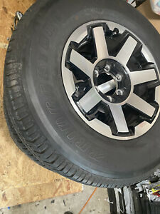 2020 Trd Off Road Rims And Tires Stock