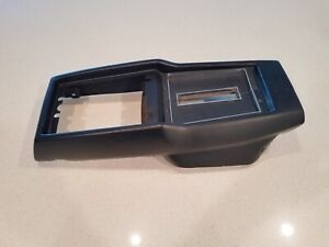1968 1969 1970 1971 1972 Nova Center Console Automatic W Plate Original Gm Rare