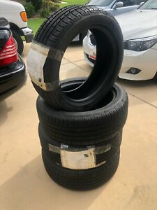 4 Bmw Michelin Premier All Season A s Xl Tire Tires 205 50 17 205 50r17 93v New