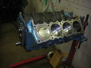 Pontiac Gto 389 1966 Ws 360hp Tripower 4spd Rebuilt Short Block