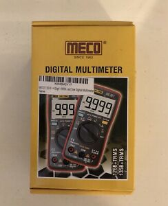 Meco Digital Multimeter