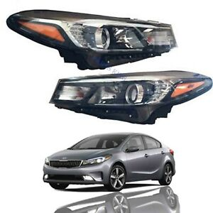 For 2017 2018 Kia Forte Forte5 Headlight Replacement Led 92101b0710 92102b0710