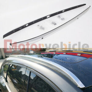 Us Stock For Mazda Cx 3 Cx3 2016 2021 Silver Roof Rack Rail Baggage Carrier