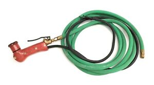 Broco Br 22 Cutting Torch With Parker 7121 Welding Hose