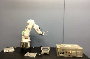 Yaskawa Motoman Hp3jc Industrial Robot With Nx100 Complete And Very Clean
